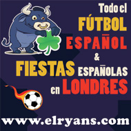El Ryan's - Todo el Fútbol y Fiestas Españolas en Londres