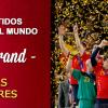 Partidos de España en La Copa del Mundo desde Londres