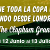 Watch the World Cup 2014 in London