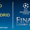 Champions League Final in London