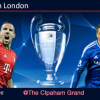 Champions League Semifinals in London