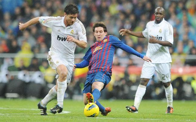 FC Barcelona vs Real Madrid Supercopa 2012 Londres