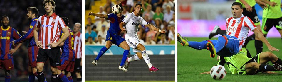 La Liga: Madrid vs Levante, Zaragoza vs Atelti y Barcelona vs Bilbao