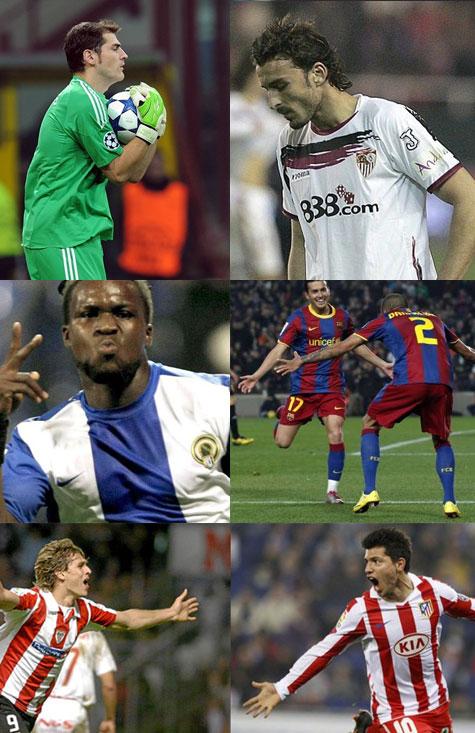 Finde de Liga: Hercules vs Barça, Atleti vs Bilbao y Osasuna vs Madrid