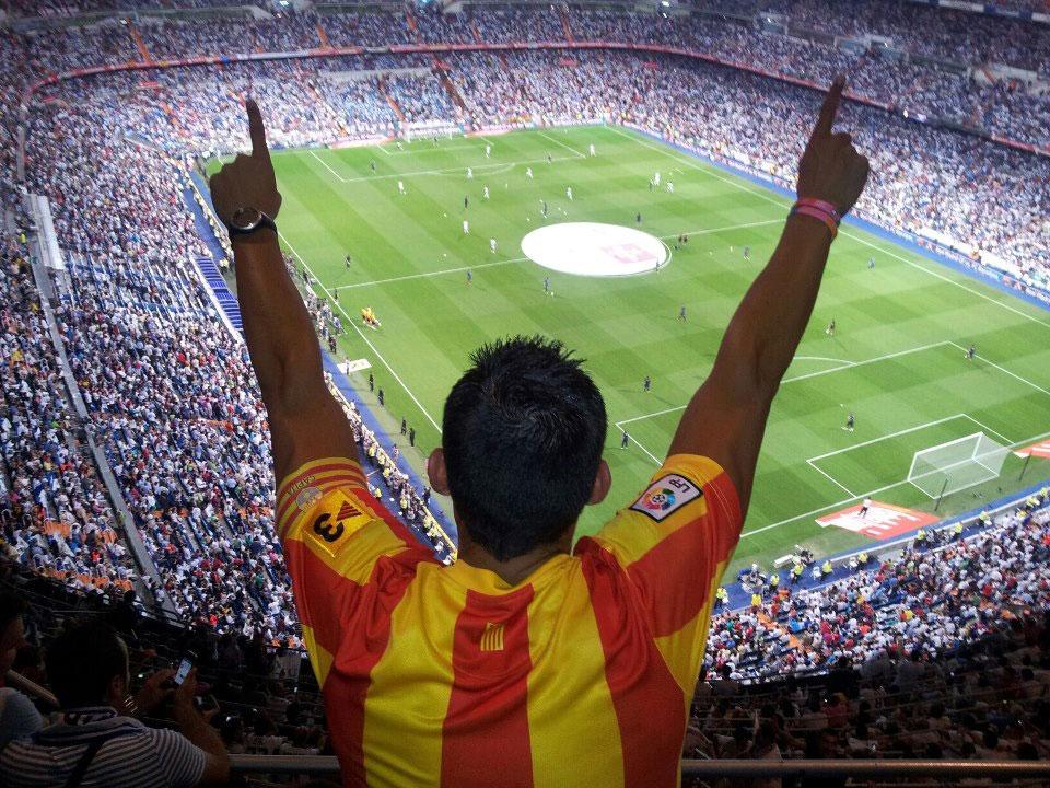La Crisis del FC Barcelona - Gafe desde Londres
