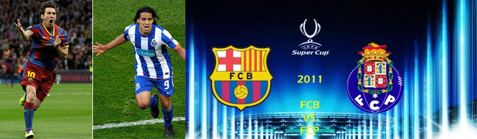 Ver Supercopa de Europa FC Barcelona vs Oporto en Londres