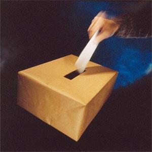 Elecciones - Como votar desde Londres