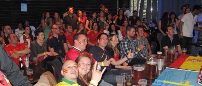 Fútbol Español en Londres - Yager Bar